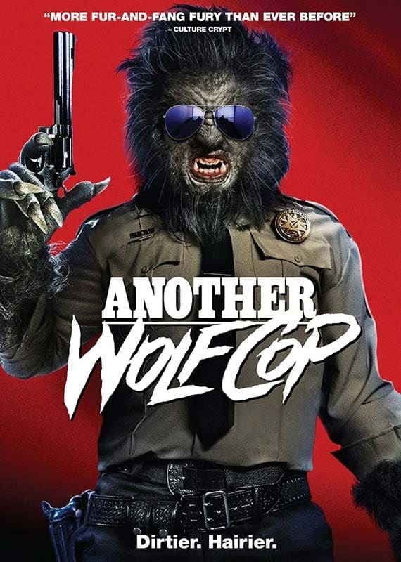 Another WolfCop kapak