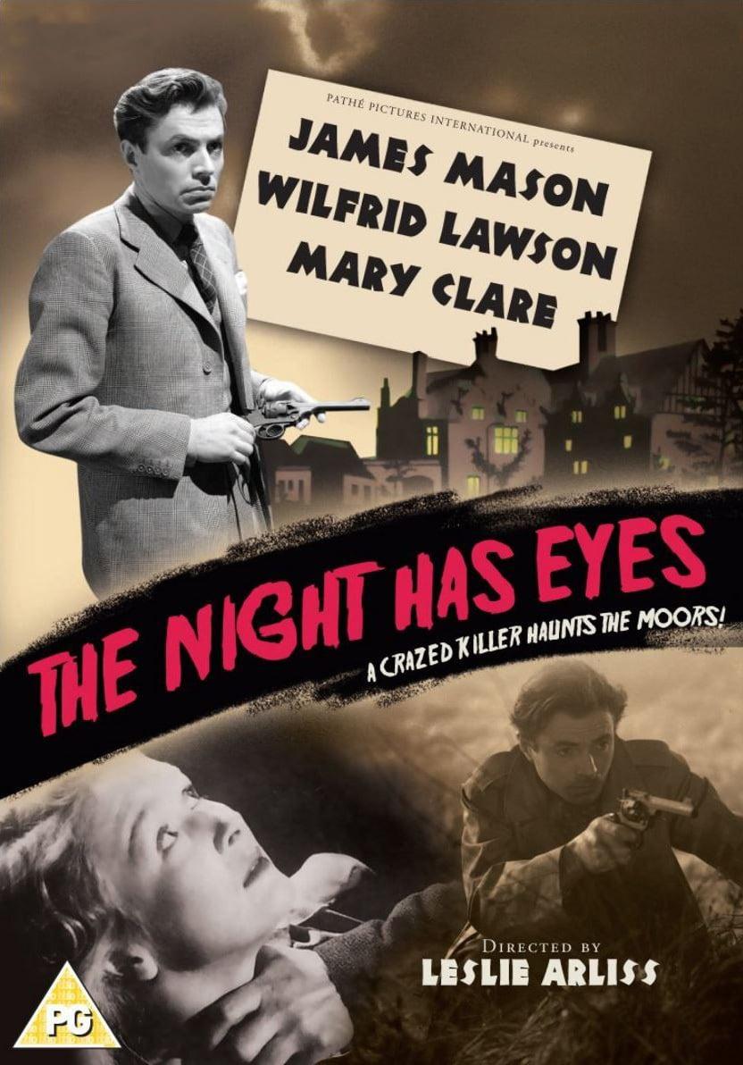 The Night Has Eyes kapak