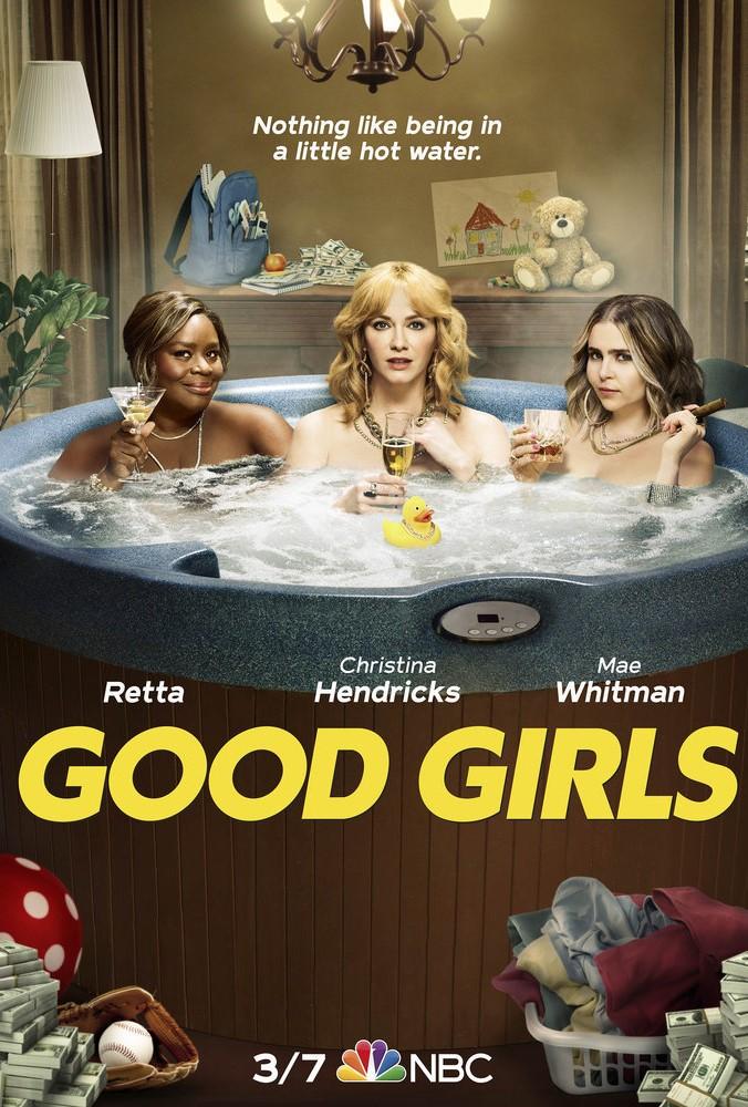 Good Girls kapak