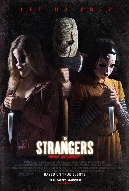 The Strangers: Prey at Night kapak