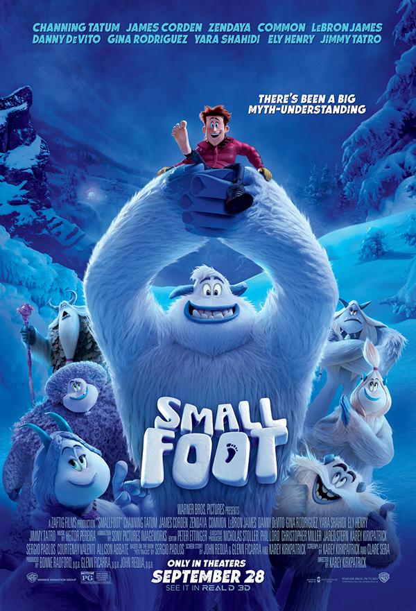 Smallfoot kapak