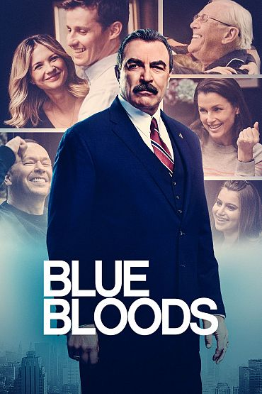 Blue Bloods kapak
