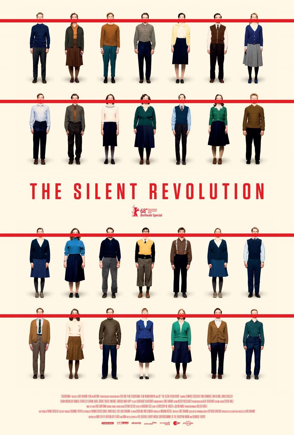 The Silent Revolution kapak