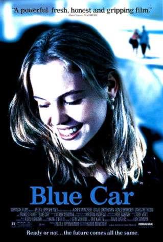 Blue Car kapak