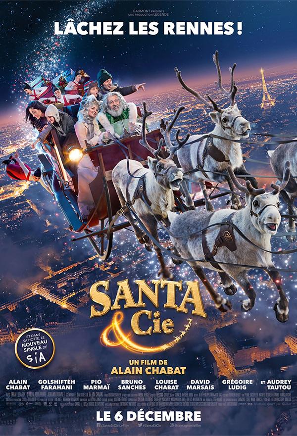Santa & Cie kapak