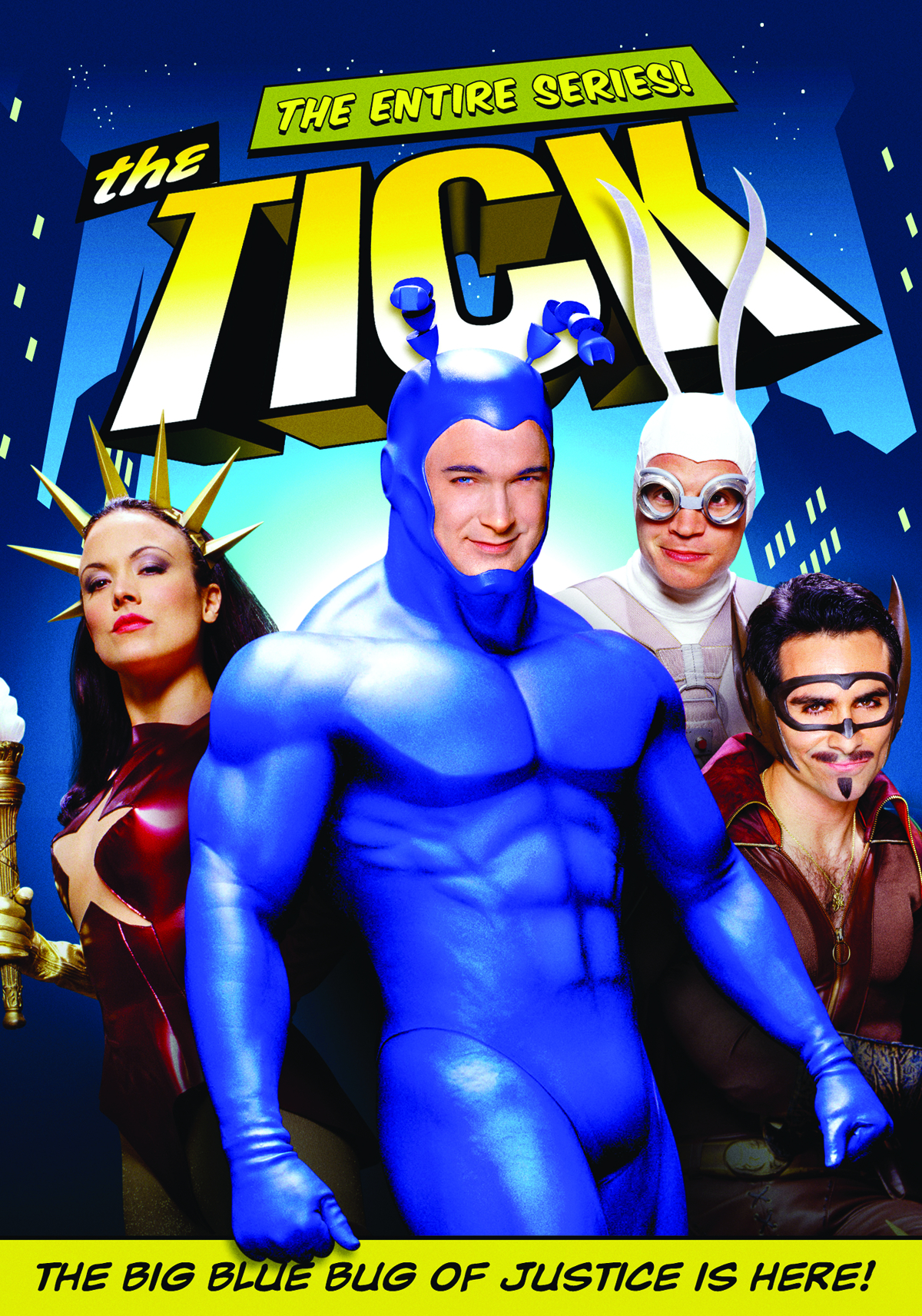 The Tick kapak