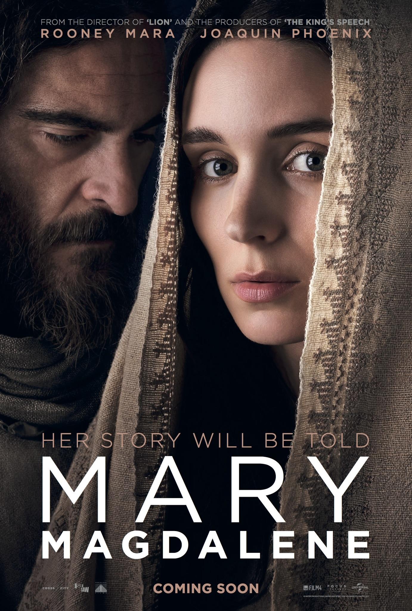 Mary Magdalene kapak
