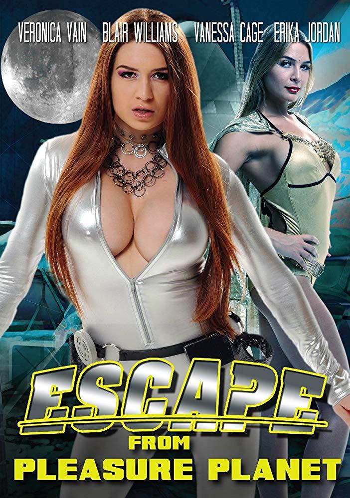 Escape from Pleasure Planet kapak