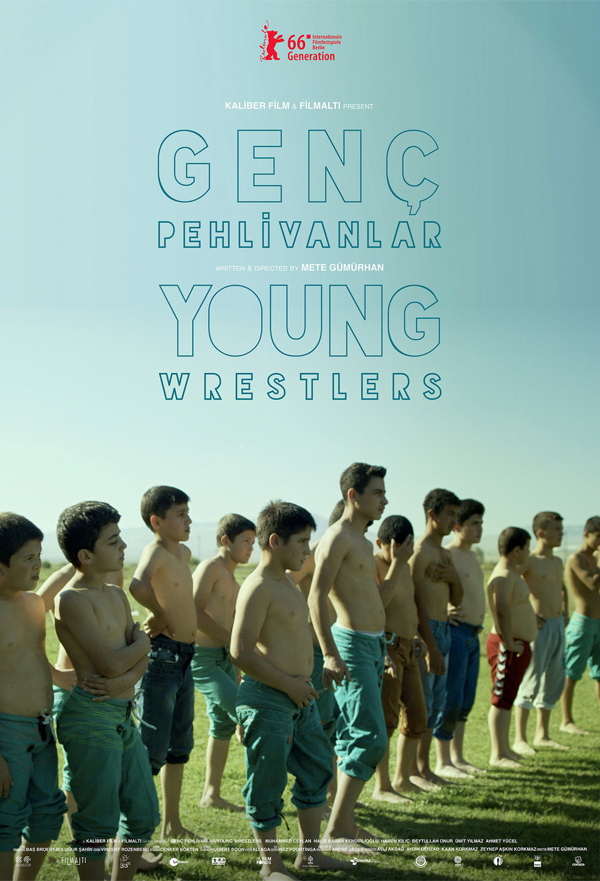 Genç Pehlivanlar kapak