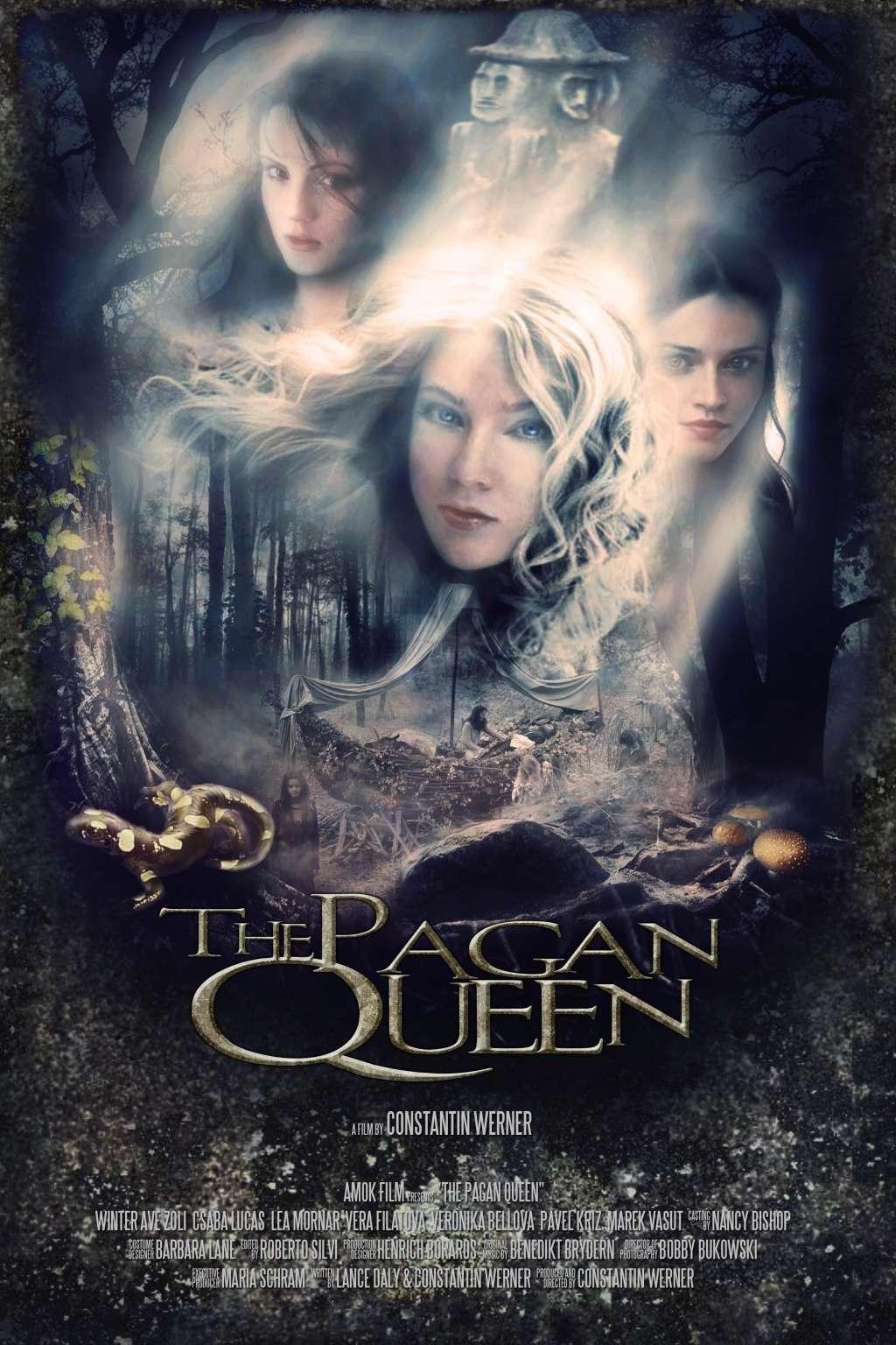 The Pagan Queen kapak