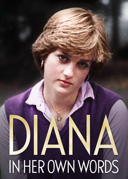 Diana: In Her Own Words kapak