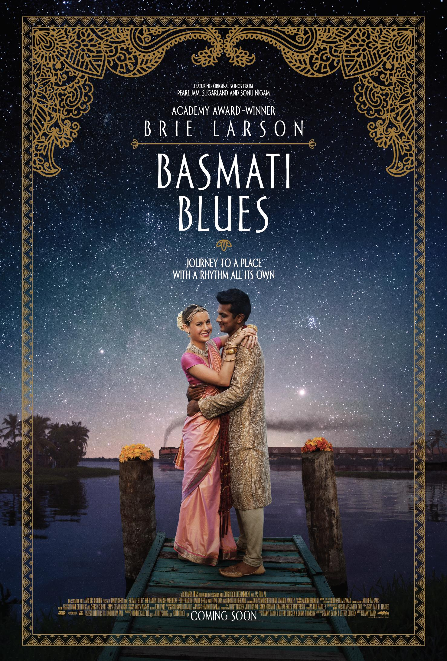 Basmati Blues kapak