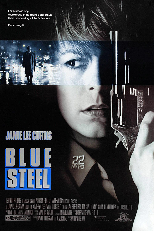 Blue Steel kapak