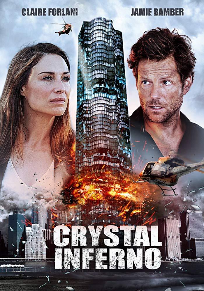 Crystal Inferno kapak