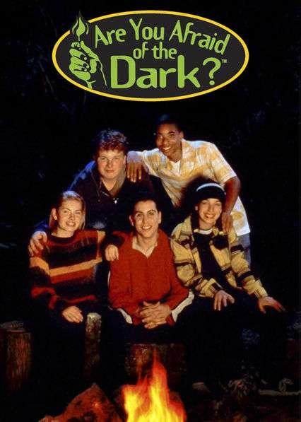 Are You Afraid of the Dark? kapak