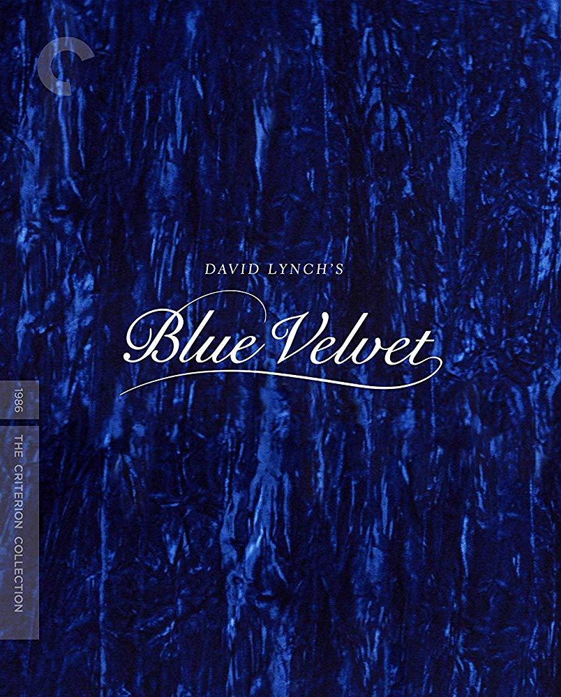 Blue Velvet kapak