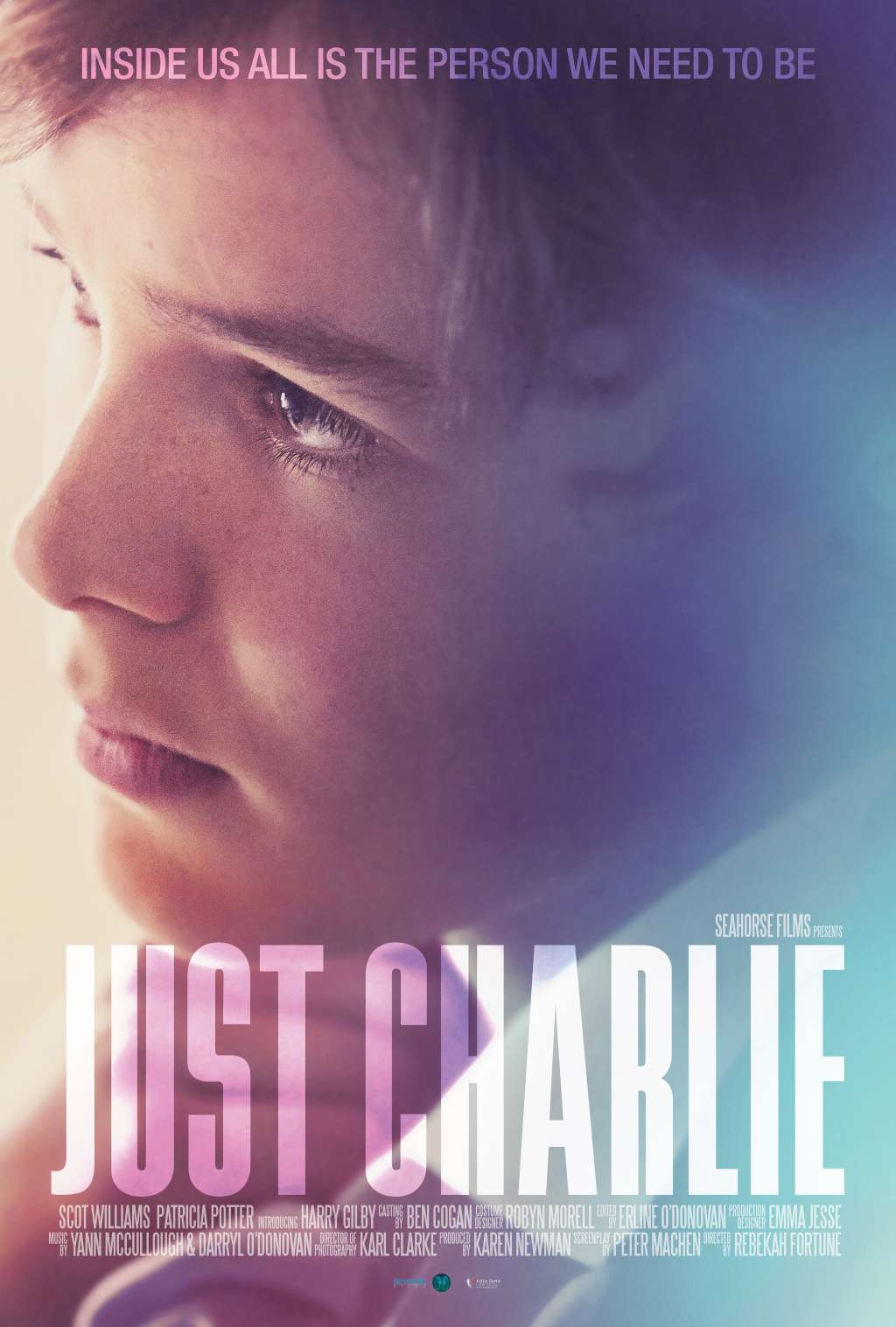Just Charlie kapak