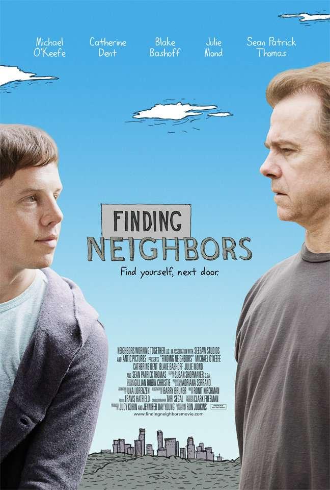Finding Neighbors kapak