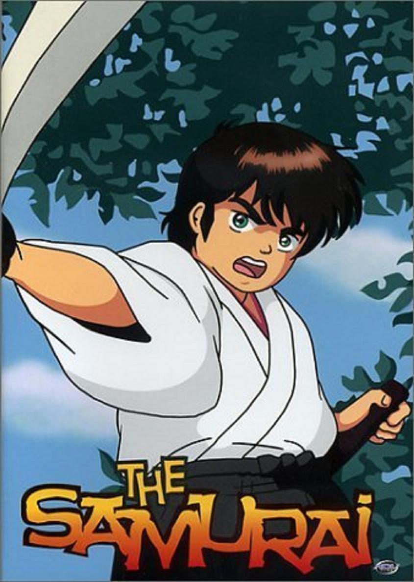 The Samurai kapak