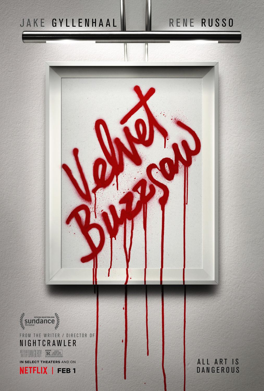 Velvet Buzzsaw kapak