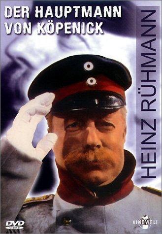 The Captain from Köpenick kapak