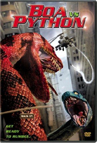Boa vs. Python kapak