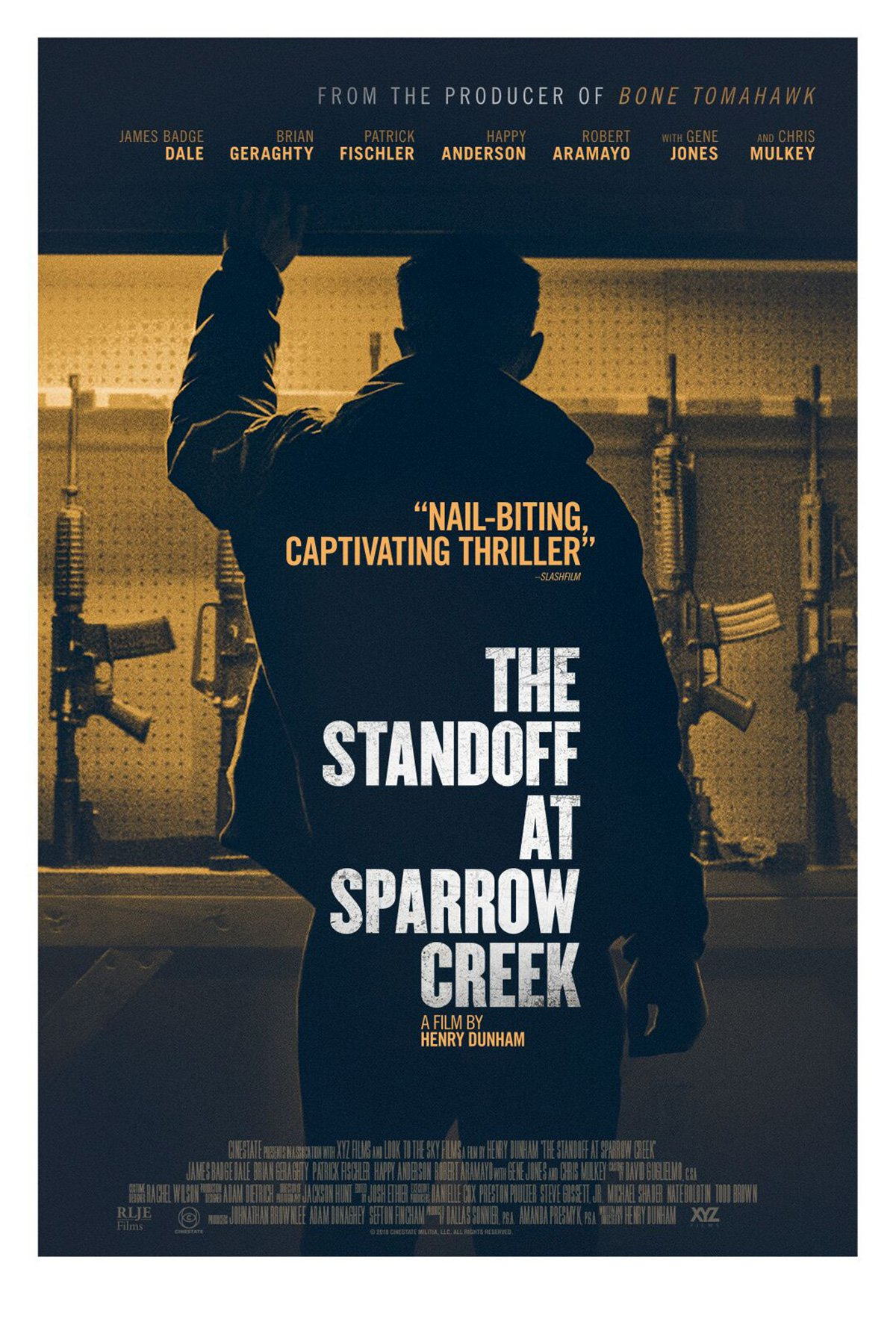 The Standoff at Sparrow Creek kapak