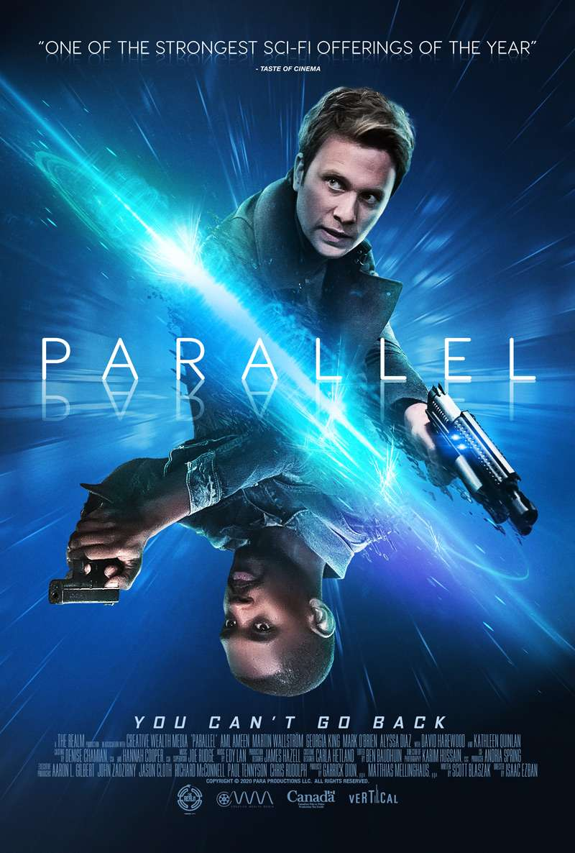 Parallel kapak