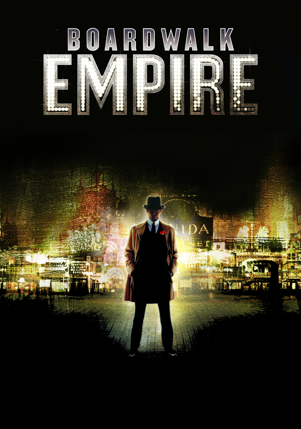 Boardwalk Empire kapak