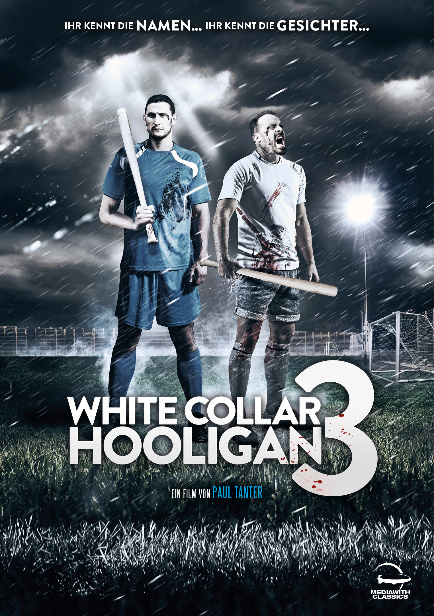 White Collar Hooligan 3 kapak
