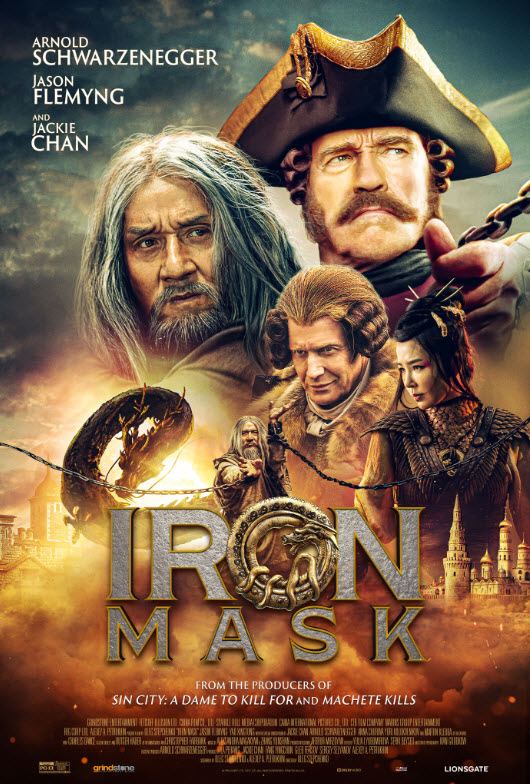 Journey to China: The Mystery of Iron Mask kapak
