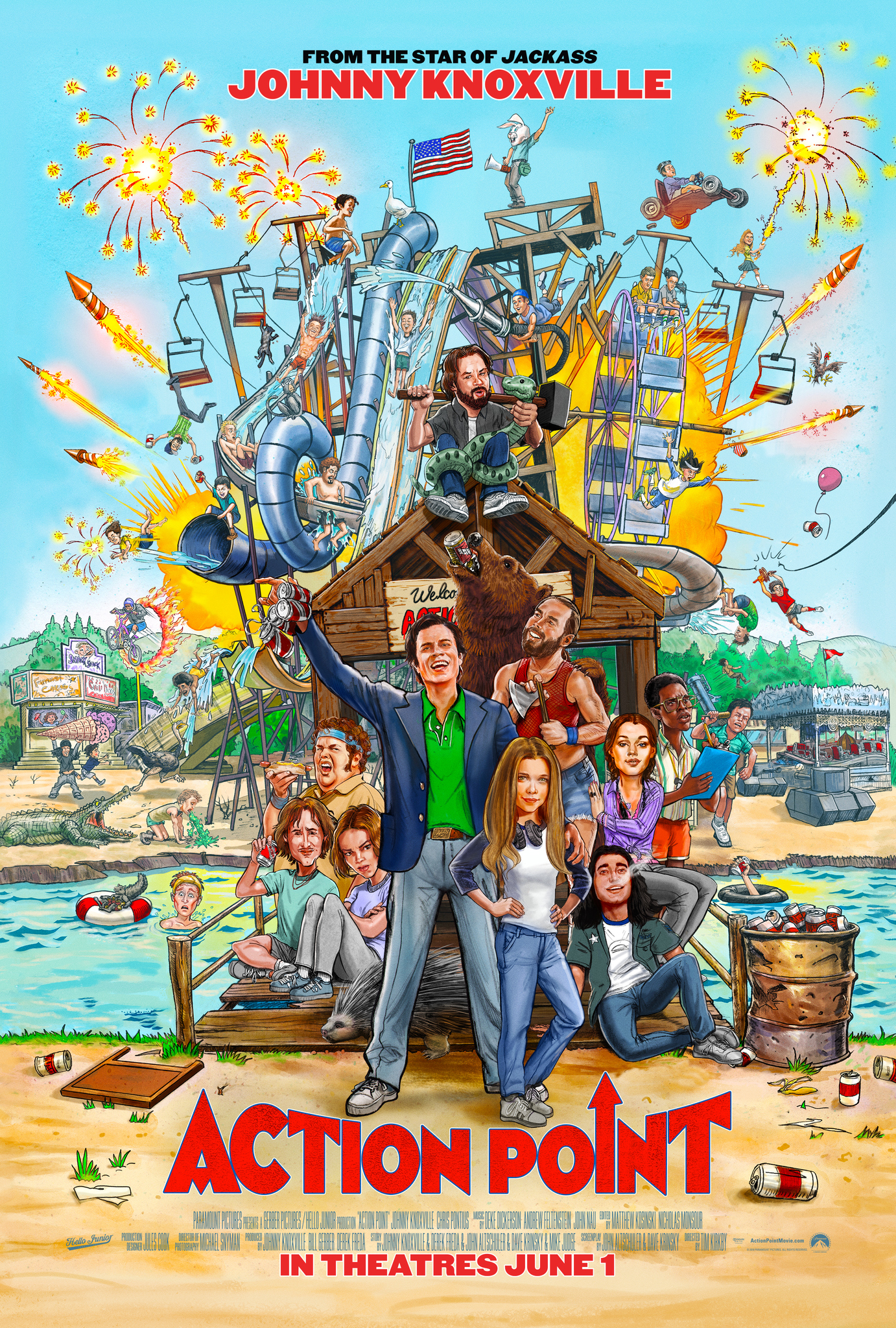 Action Point kapak