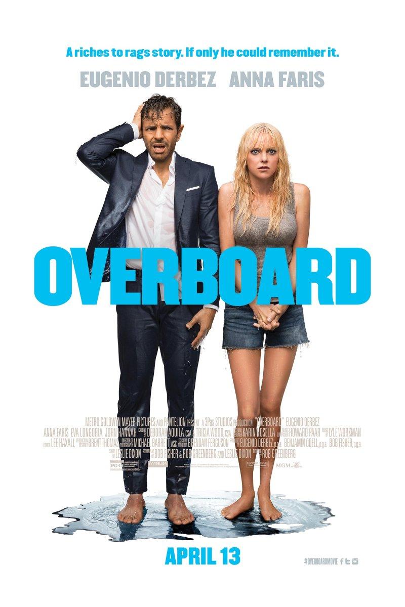 Overboard kapak
