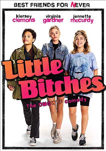 Little Bitches kapak