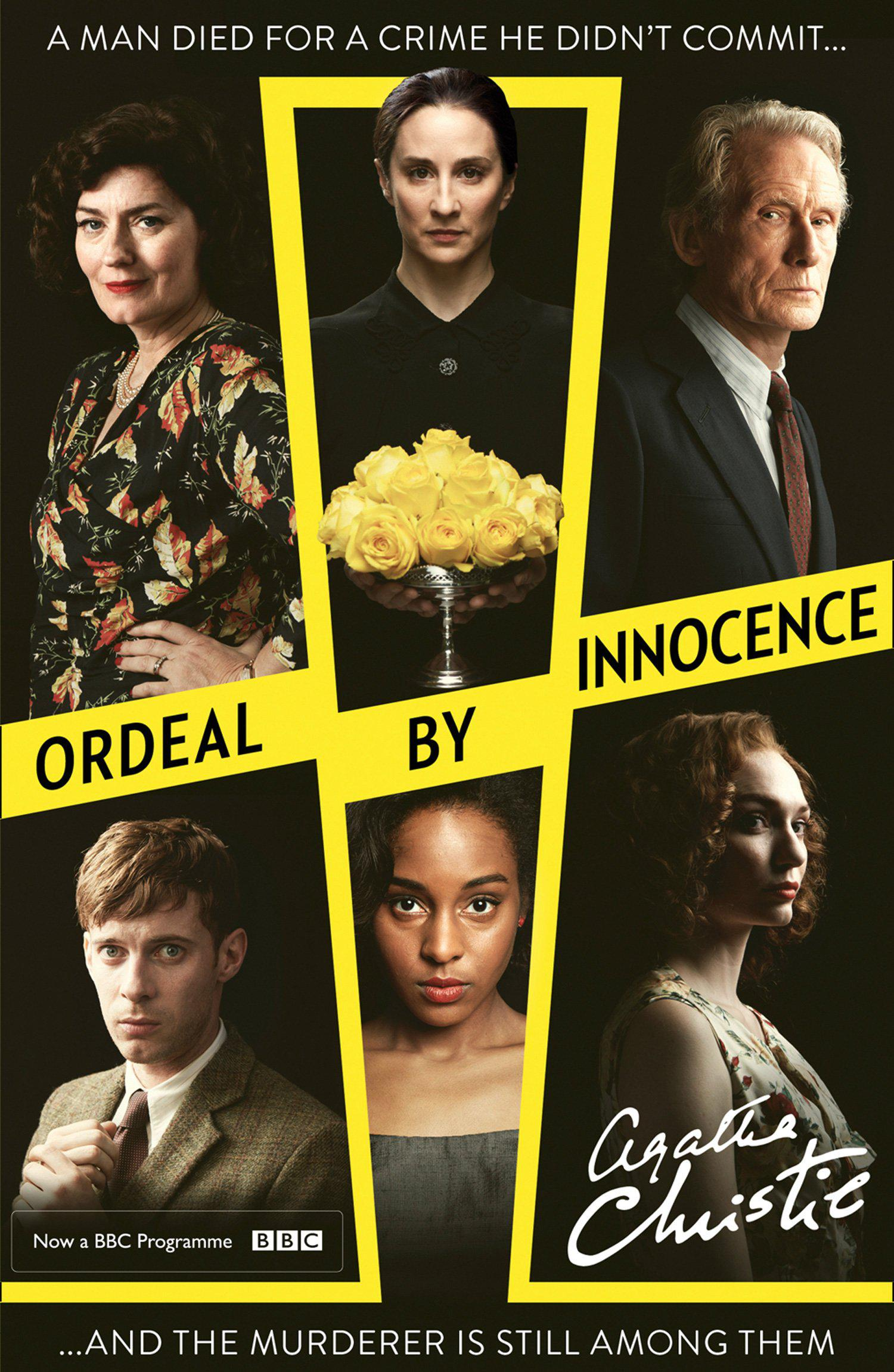 Ordeal by Innocence kapak