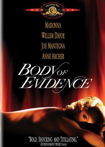 Body of Evidence kapak