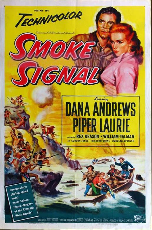 Smoke Signal kapak
