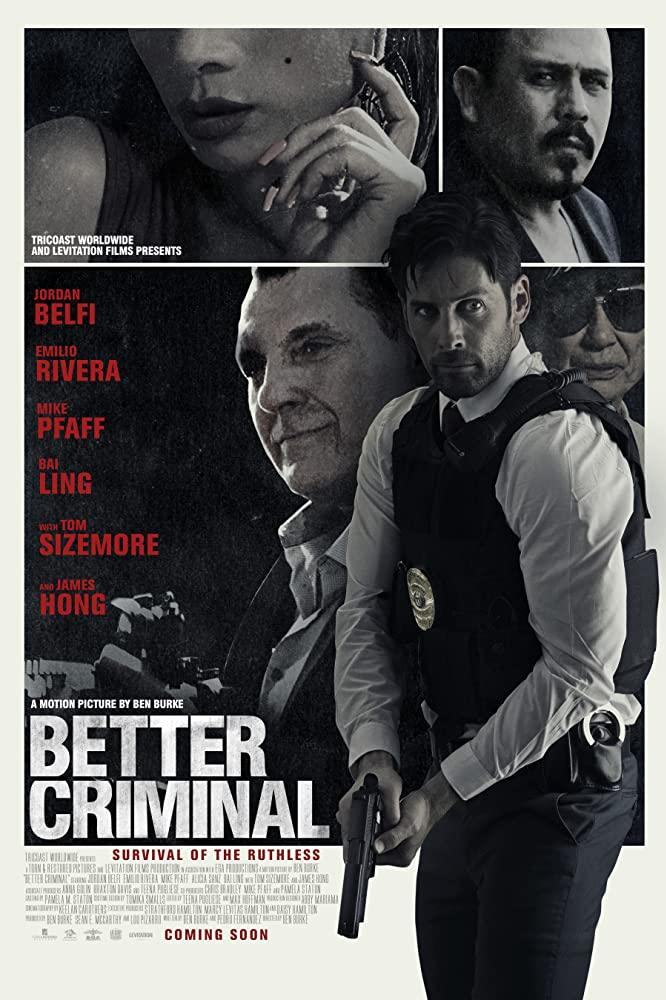Better Criminal kapak