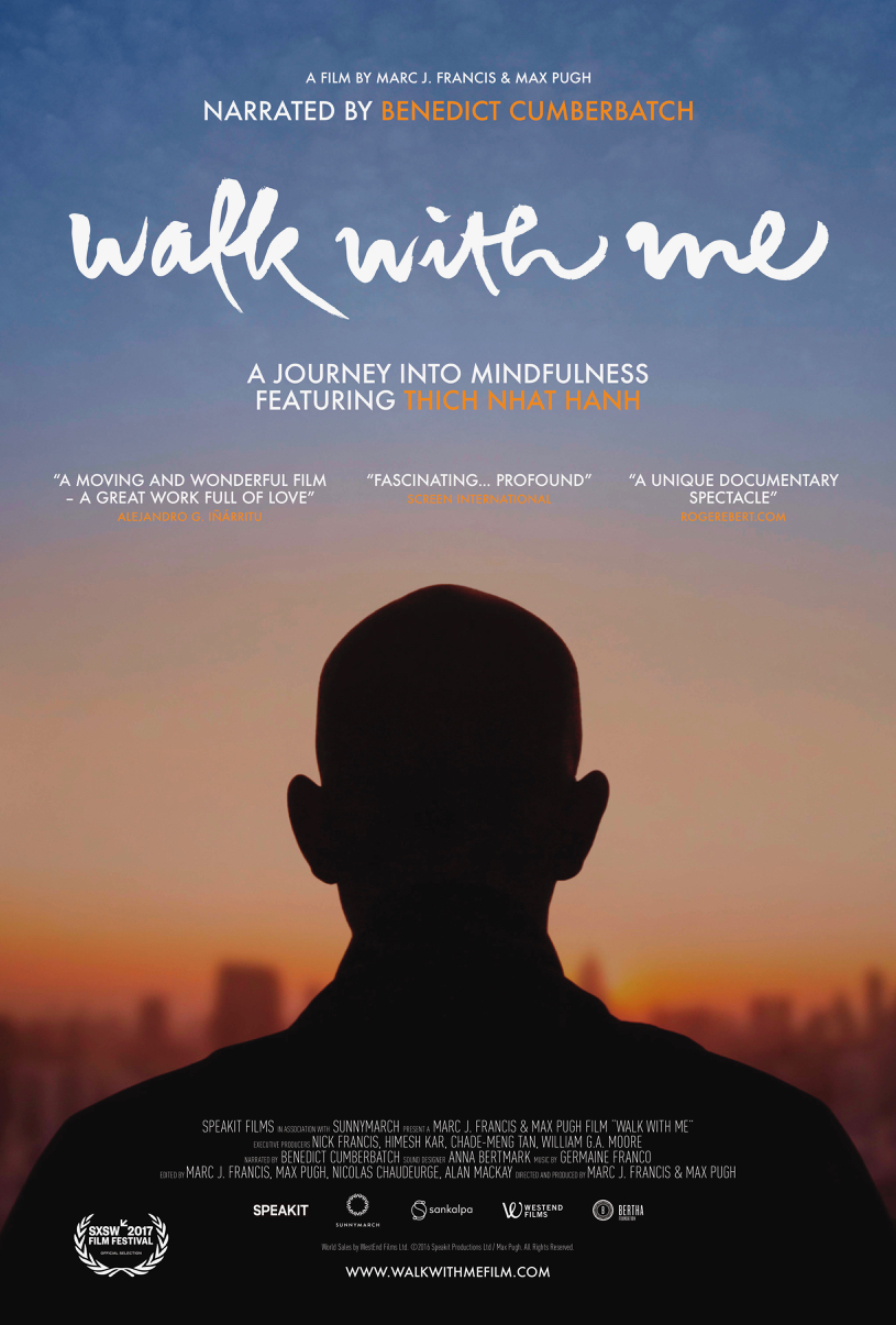 Walk With Me kapak