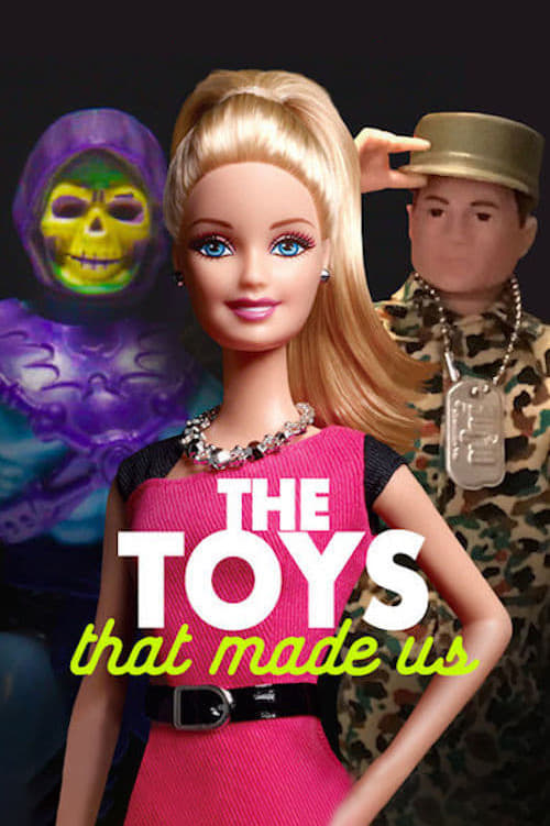 The Toys That Made Us kapak