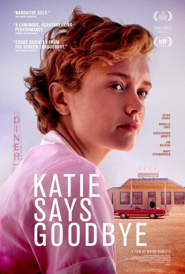 Katie Says Goodbye kapak