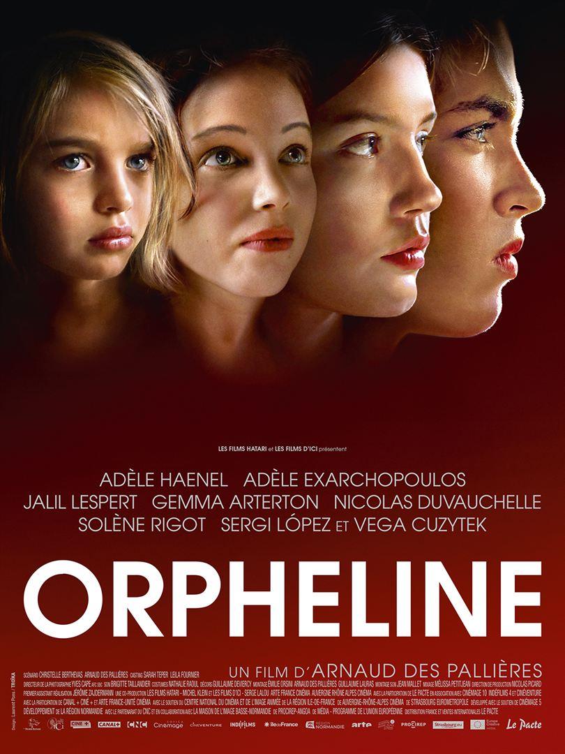 Orpheline kapak