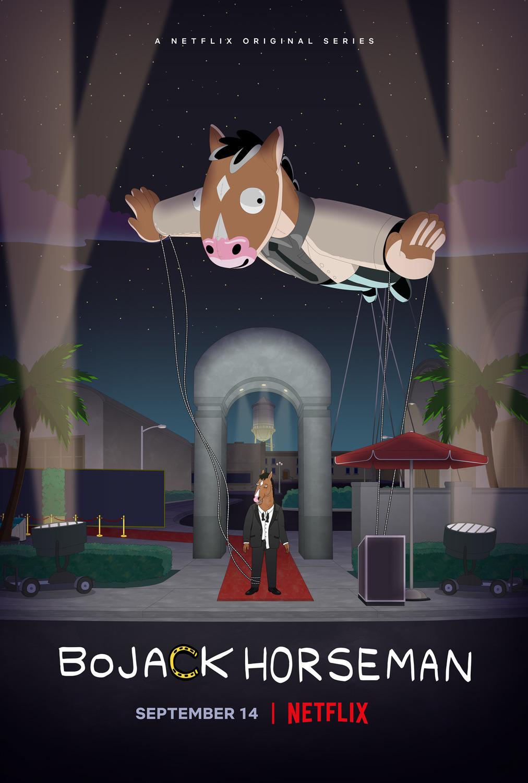 BoJack Horseman kapak