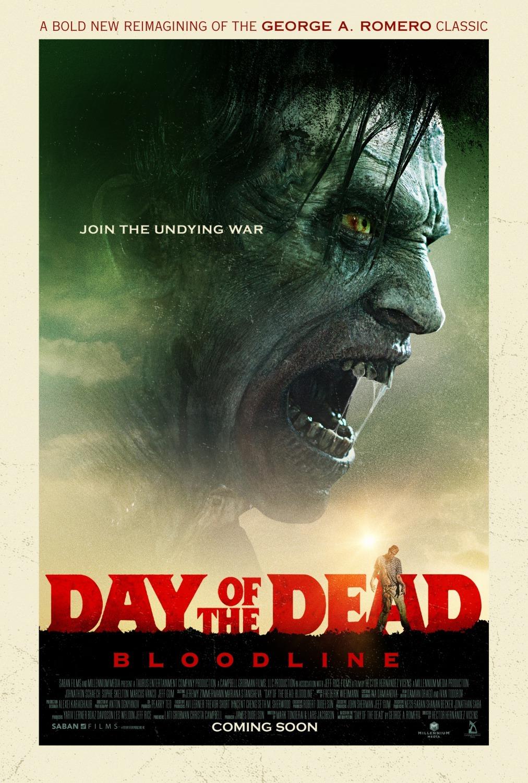 Day of the Dead: Bloodline kapak