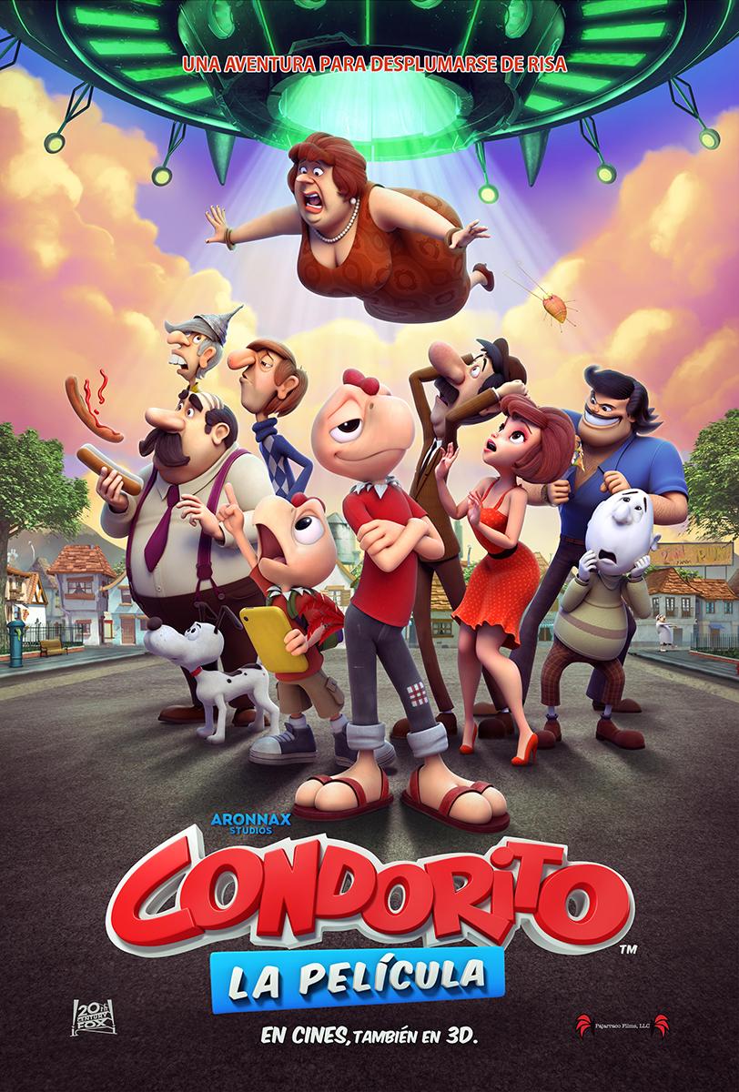 Condorito: The Movie kapak