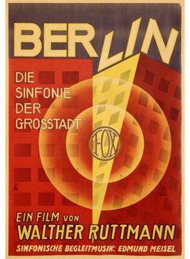 Berlin: Symphony of a Great City kapak