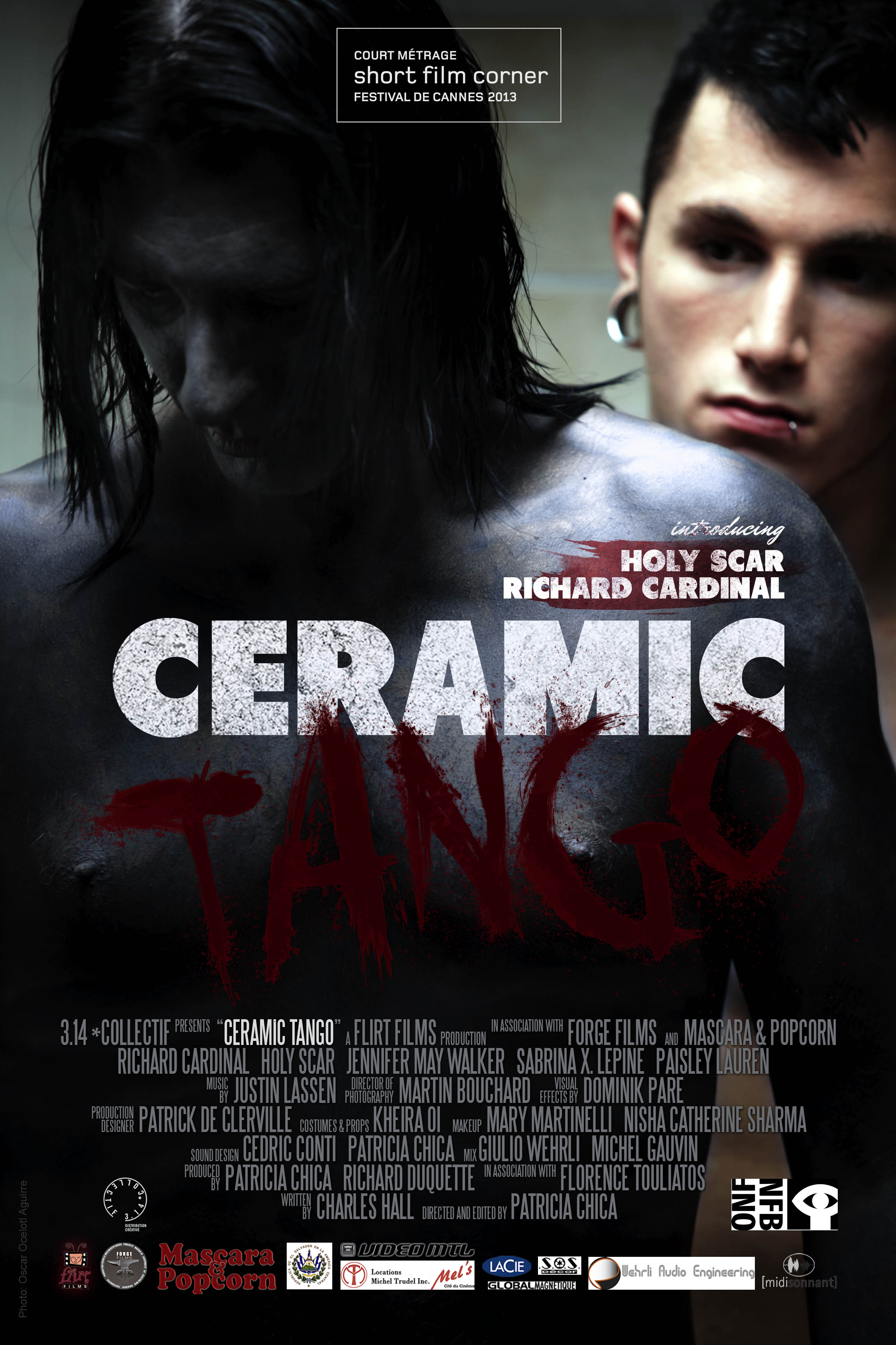 Ceramic Tango kapak