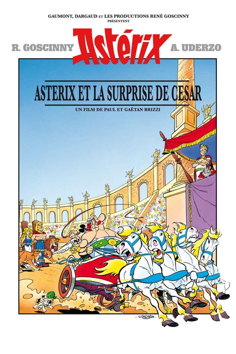 Astérix et la surprise de César kapak