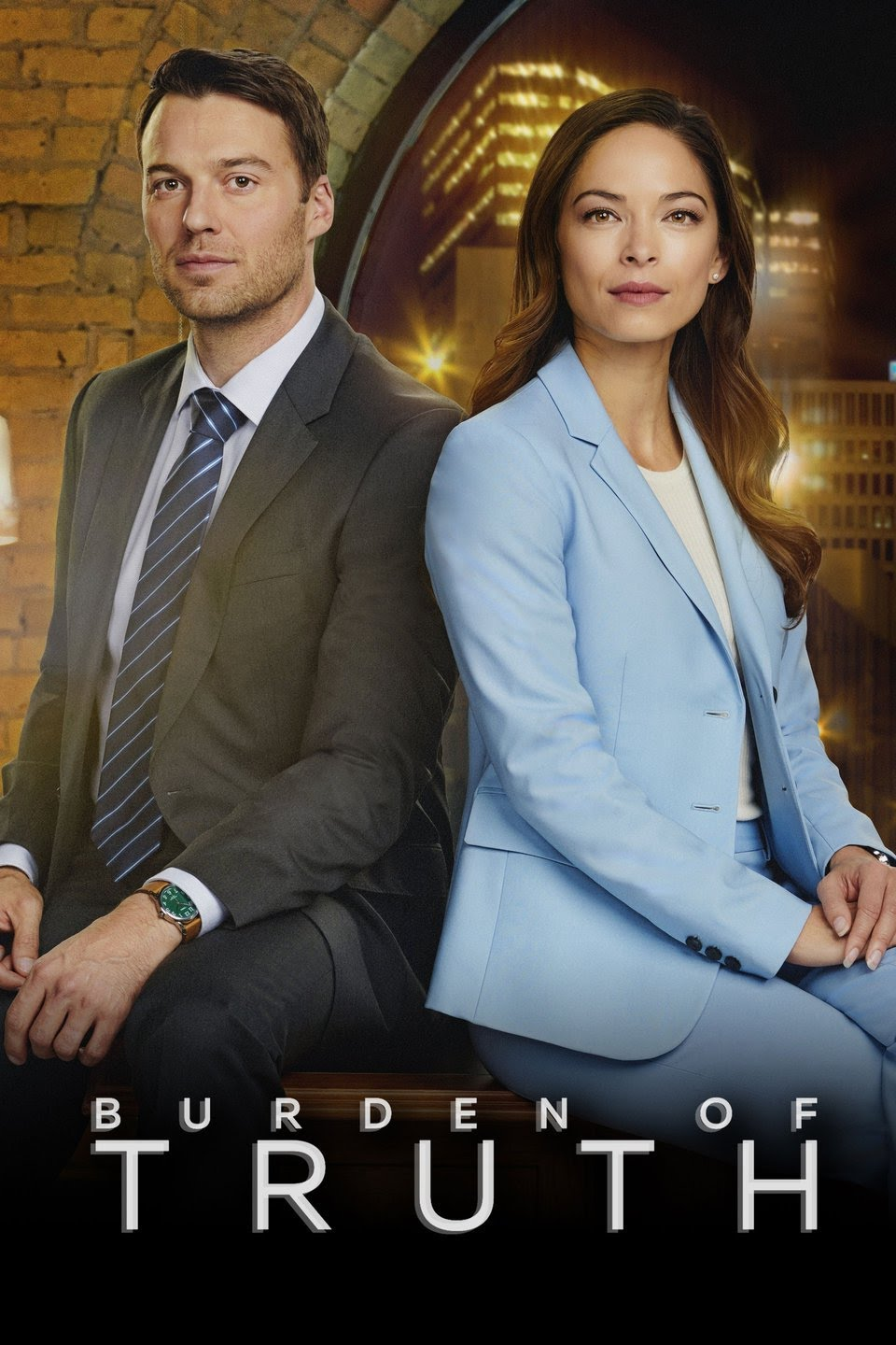 Burden of Truth kapak