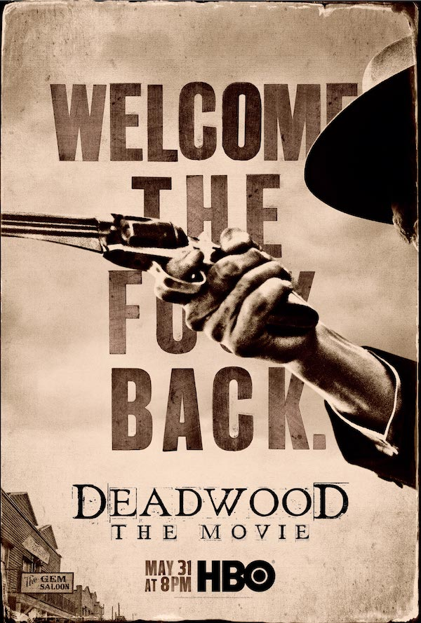 Deadwood: The Movie kapak